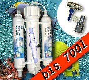 Umkehrosmose Osmoseanlage Osmose Filmtec Membran Salzwasser Wasserwechsel RO-700 U07 (Filmtec Ro-membranen)