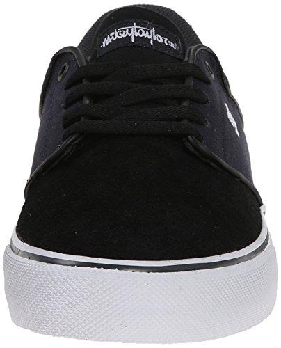 DC Mikey Taylor Vulc Low Top Chaussures pour hommes Black/Blue