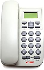 Landline Corded KX-T1555 Telephone for Hone & Office