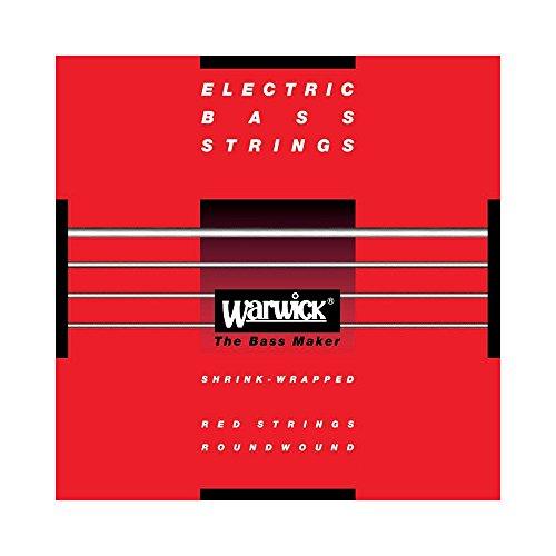 Warwick Red Nickel Electric Bass 5-string M High C