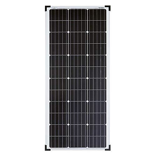2x Offgridtec® 100W 12V Mono Solarpanele – Solarmodul Solarzelle Photovoltaik - 3