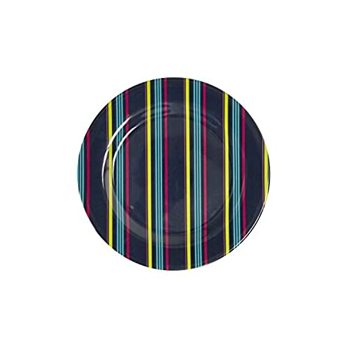 Mountain Warehouse Melamine Picnic Plate - Easy Care Dinnerware C&ing Plate Colourful Break Resistant Melamine Plastic Crockery - For Parties Summer ...  sc 1 st  Amazon UK & Melamine Picnic Plates: Amazon.co.uk