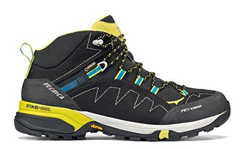 Tecnica Schuhe (Tecnica Outdoor Stiefel T/Cross Mid FW GTX MS schwarz/grün 10)