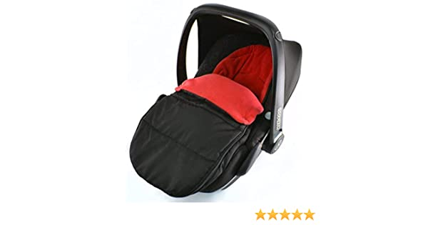 Cosy Toes Compatible with Egg Kiddy New Born Car Seat Fire R Car Seat Footmuff