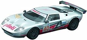 Scalextric 500003088  01:32 Ford GT-R Robertson Racing HD DPR - Miniatura de coche de carrera Importado de Alemania