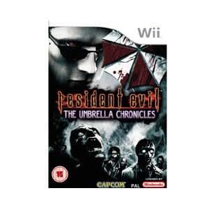 Resident Evil: Umbrella Chronicles (Wii)