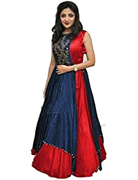 77afd0fa03f Reds Women s Ethnic Gowns  Buy Reds Women s Ethnic Gowns online at ...