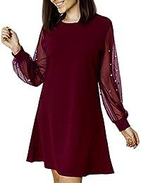 f238e75c10039 Amazon.fr : Au genou - Robes / Femme : Vêtements