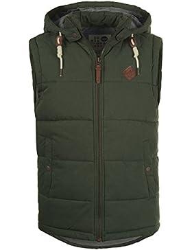 SOLID Dry - Chalecos para Hombre, tamaño:XL;color:Ivy Green (3797)