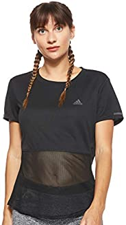 adidas Women's OWN THE RUN SUMMER WO T-S