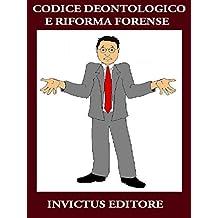Codice deontologico e riforma forense