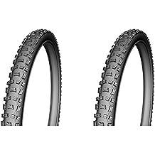 "2x Cubierta Rueda Neumatico para Bicicleta Mountain Bike MTB 26 "" x 2,10 3283_2"