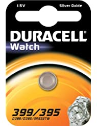 Duracell 399/395Silver-Oxide 1.5V Non-rechargeable Battery
