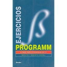 Programm Ejercicios - Aleman Para Hispanohablantes