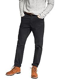 ESPRIT Herren Slim Hose im 5 Pocket Stil mit Gürtel