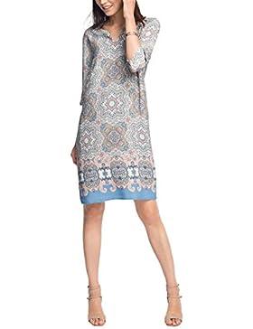 ESPRIT Collection Damen Kleid 076eo1e025