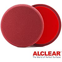 ALCLEAR 5516030US US cutting Discs 2 polishing Pads, Diameter 160 CM x 30 MM, Raspberry - ukpricecomparsion.eu