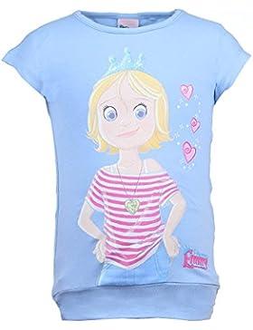 Mädchen Prinzessin Emmy Shirt, hellblau