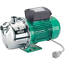 Wilo - Pompe eau froide - distribution d'eau - Pompe monocellulaire auto-amorçante Wilo-jet WJ 203 X mono