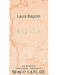 Laura Biagiotti Roma femme/woman, Eau de Toilette, Vaporisateur/Spray, 50 ml
