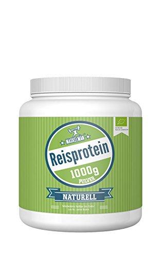 Maskelmaen Protéines de riz 80% - extra fine - Bio - 1000 g