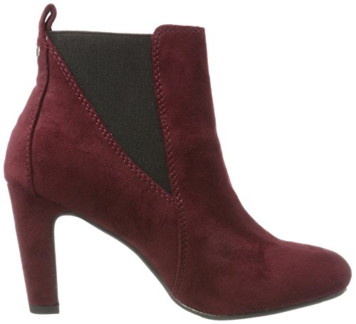 Boots Rot winered Chelsea Dress Damen Bianco HpwPn