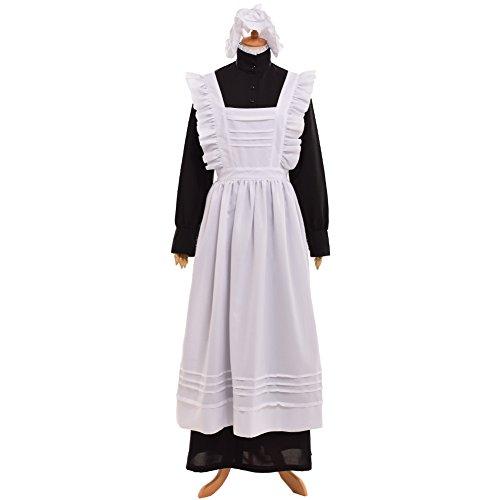 uth Pilger Kostüm (Small, Reine Baumwolle) (Pilger Kostüm)