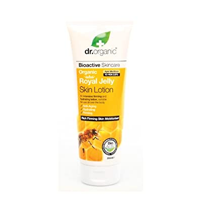 Dr Organic Royal Jelly Body Firming Skin Lotion 200ml from Dr.Organic