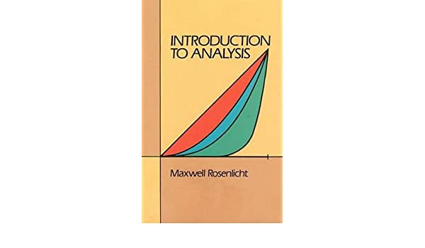 Buy introduction to analysis dover books on mathematics book buy introduction to analysis dover books on mathematics book online at low prices in india introduction to analysis dover books on mathematics reviews fandeluxe Gallery