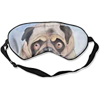 Pug Art 99% Eyeshade Blinders Sleeping Eye Patch Eye Mask Blindfold For Travel Insomnia Meditation preisvergleich bei billige-tabletten.eu