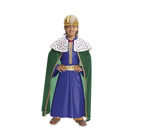Imagen de viving  disfraz rey mago azul1 2 años