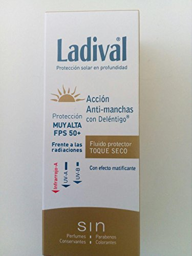 LADIVAL Acción Anti-Manchas con Deléntigo FPS 50 50ML