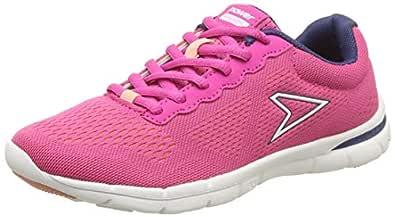 Power Women's N Walk Refresh Pink Nordic Walking Shoes-3 UK/India (36 EU) (5085243)