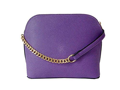 Yy.f Tracolla Messenger Tracolla Messenger Catena Pacchetto Bag Modelli Scoppiare Tracolla Messenger Ms Pacchetto Multicolore Purple
