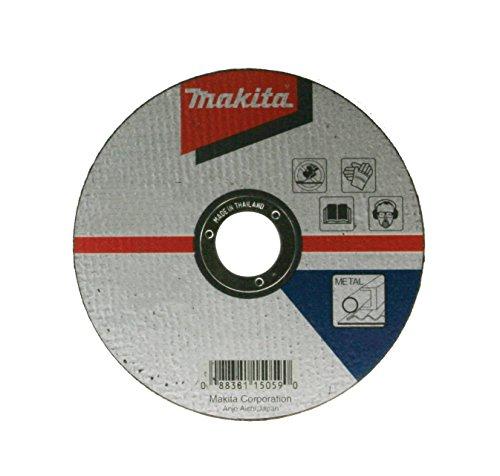 Makita d-18574125mm 5in Metall schneiden Bohrung Flache Scheibe 22mm