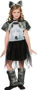 Rubie's 2887087 - Kostüm Für Kinder - Twilight Wolf, L 0