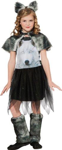 Rubie's 2887087 - Kostüm für Kinder - Twilight Wolf, M