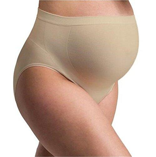 Carer - Culotte spécial grossesse - Femme Beige