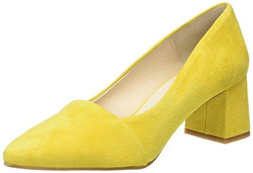 Shoe The Bear Allison S, Scarpe con Tacco Donna, Giallo (Yellow), 36 EU