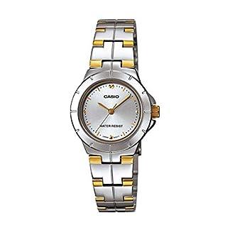 Casio Enticer Analog Silver Dial Women's Watch – LTP-1242SG-7CDF (A907)