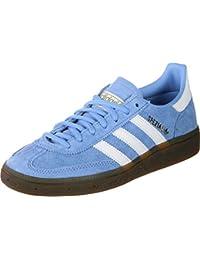 2e55307aa5 adidas Herren Handball Spezial Gymnastikschuhe Blau Light Blue/FTWR  White/Gum5, 44 2