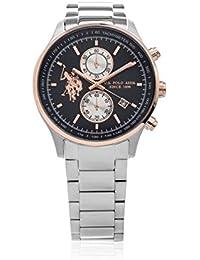 US Polo Association Reloj de cuarzo Man USP4418BK 44 mm