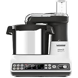 Kenwood CCL401WH Robot- Kcook Multi Noir 4.5 Litre, 500 W