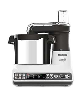 Kenwood CCL401WH Robot- Kcook Multi Noir 4.5 Litre, 1500 W