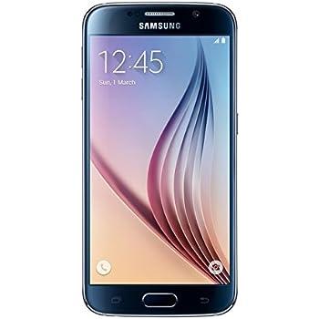 Samsung Galaxy S6 G920 Smartphone, 32 GB, Nero [Europa]
