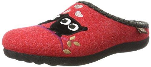 Manitu Damen 320514 Pantoffeln