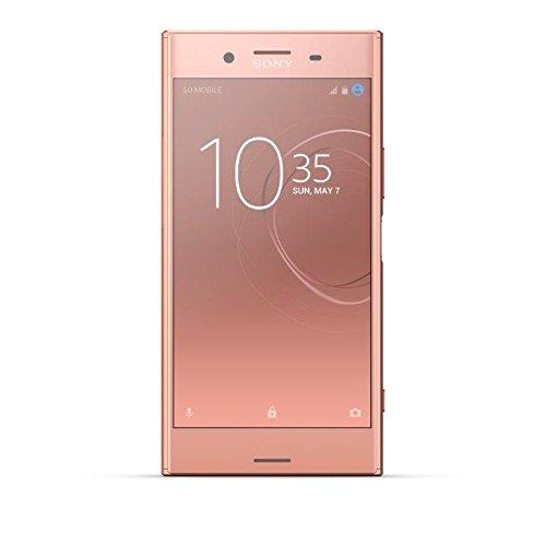 Foto Sony Xperia XZ Premium Smartphone, Memoria Interna da 64 GB, Bronzo/Rosa