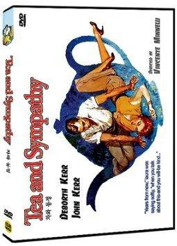 Tea And Sympathy (1956) All Region DVD (Regions 1,2,3,4,5,6 Compatible). Starring Deborah Kerr and John Kerr... by Deborah Kerr