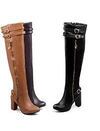 Amazon Y Para Zapatos Es Botas Complementos Mujer es HqnxwzYH