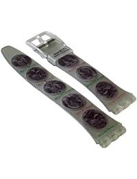 "Swatch Armband 17mm ""SESTERCE"" AGK255"